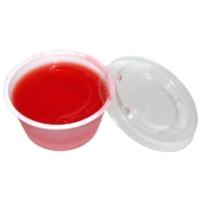Vasos de plástico para Jell-O shots