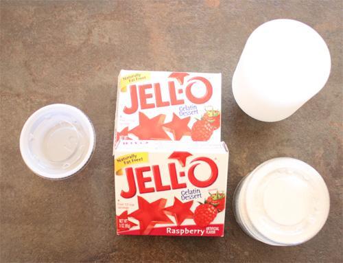 bolsitas de gelatina amerinana jello