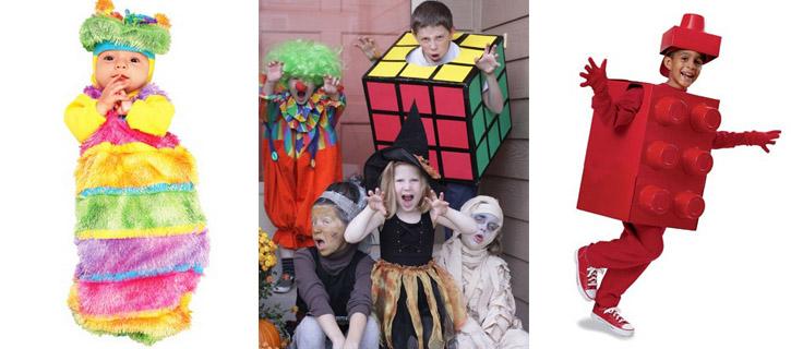 disfraces niños lego