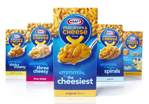 Como se hacen los Mac and Cheese