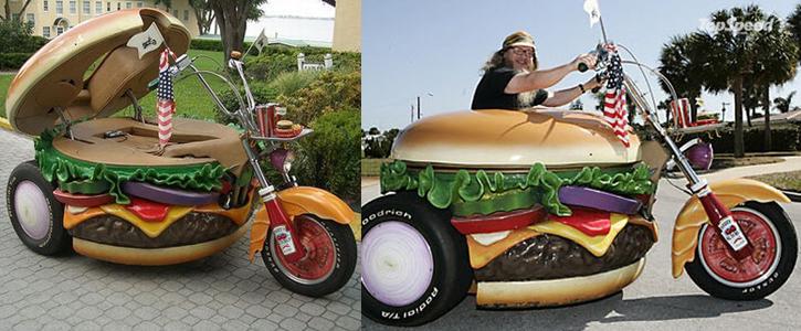hamburguesa norteamericana