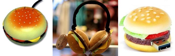 hamburguesa usb