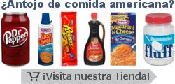 venta de productos americanos en España